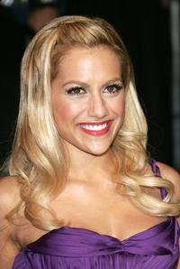 Brittany Murphy at the Vanity Fair Oscar party.