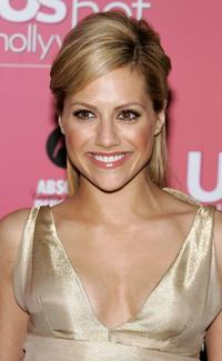 Brittany Murphy at the US Weekly Hot Hollywood Awards party.