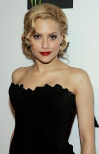 Brittany Murphy at the after party of the premiere of