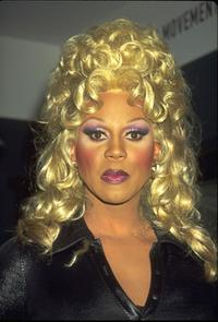 An Undated file photo of RuPaul.