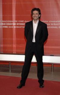 Leonardo Sbaraglia at the 54th San Sebastian Film Festival.