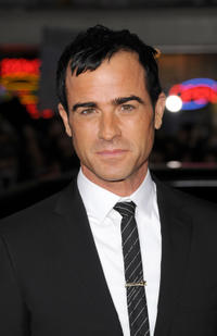 Justin Theroux at the California premiere of