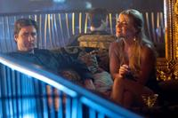 Luke Wilson as Jack Harris and Laura Ramsey as Audrey Dawns in