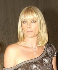 Peta Wilson at the 2003 LEXUS IF (Inside Film) Awards.