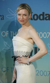Renee Zellweger at the Women In Film 2007 Crystal and Lucy Awards in Beverly Hills, CA.