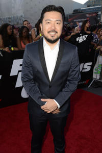Director Justin Lin at the California premiere of