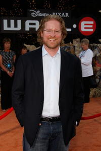 Andrew Stanton at the world premiere of