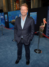 Andrew Stanton at the California premiere of