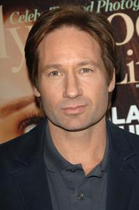 David Duchovny at the 4th Annual Hollywood Style Awards.