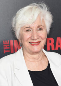 Olympia Dukakis at the New York premiere of