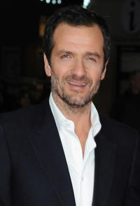 Producer David Heyman at the premiere of
