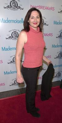 Nora Dunn at the premiere of