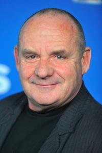 Paul Guilfoyle at the CBS Event