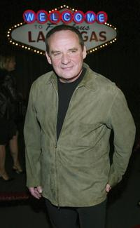 Paul Guilfoyle at the CSI 100th Espisode Party.