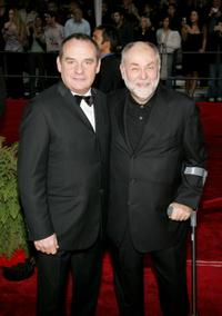 Paul Guilfoyle and Robert David Hall at the 31st Annual People's Choice Awards.