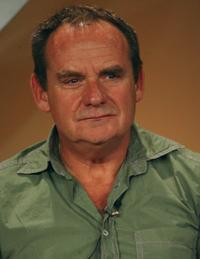 Paul Guilfoyle at the 2006 Summer Television Critics Association Press Tour.