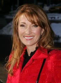 Jane Seymour at the Breast Cancer Research Benefit.
