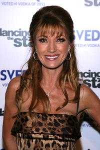 Jane Seymour at the after party for Dancing with the Stars Finale.