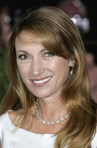 Jane Seymour at the Northern Rock All Star Cup.