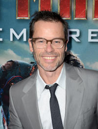Guy Pearce at the California premiere of