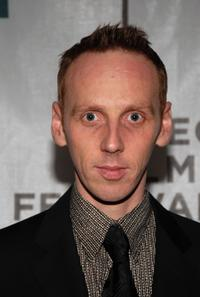 Ewen Bremner at the New York premiere of