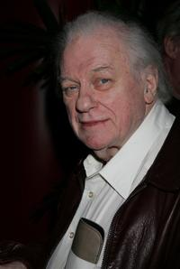 Charles Durning at the afterparty following the opening night of the Broadway-bound show