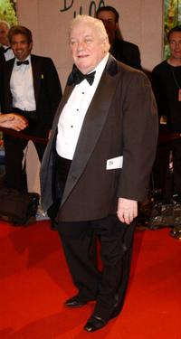 Charles Durning at the Vanity Fair Oscar Party.