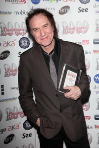 Ray Davies at the Theatergoers Choice Awards.
