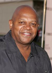 Charles S. Dutton at the premiere screenings of CBS's