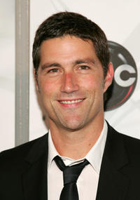Matthew Fox at the ABC Upfront presentation at Lincoln Center in N.Y.