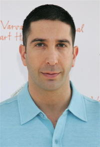 David Schwimmer at the John Varvatos 4th Annual Stuart House Benefit.