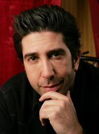 David Schwimmer at the 2005 Sundance Film Festival.