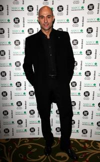 Mark Strong at the London Critics Circle Film Awards 2009.
