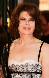 Fanny Ardant at the premiere for the film