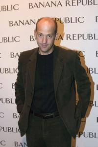 Anthony Edwards at the Banana Republic 2005 Spring Collection at the New York Public Library.