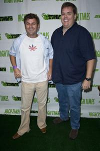 Steve Lemme and Kevin Heffernan at the High Times Magazine's 8th Annual Stony Awards.