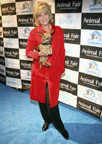 Britt Ekland at the Animal Fair Magazine's 7th Annual 'Paws for Style.