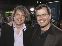 Chris Wedge and Peter Chernin at the world premiere of