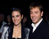 Ron Eldard and Jennifer Connelly at the premiere of