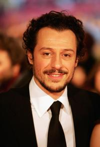 Stefano Accorsi at the premiere of
