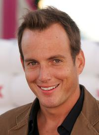 Will Arnett at the Fox All-Star Television Critics Association party.