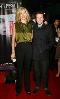 Jenna Elfman and Bodhi Elfman at the AFI Fest 2007.