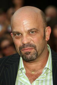 Lee Arenberg at the premiere of