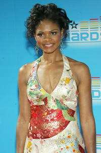 Kimberly Elise at the BET Awards '05 in Hollywood.