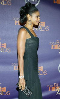 Kimberly Elise at the 2005 Black Movie Awards in L.A.