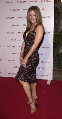 Denise Faye at the Maxim Magazines' Hot 100 Party.