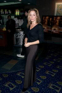 Denise Faye at the special screening of