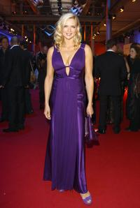 Veronica Ferres at the German TV Awards 2008.