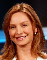 Calista Flockhart at the 2006 Summer TCA.