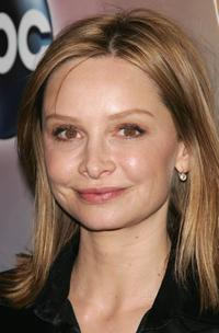 Calista Flockhart at the ABC Television Network Upfront.